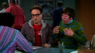 The Big Bang Theory 01x16 : The Peanut Reaction- Seriesaddict